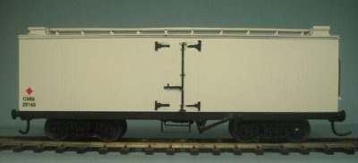 CMIS Insulated Box Wagon