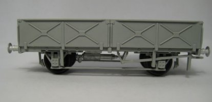 FJS Open Steel Wagon
