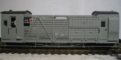 KKB Cattle Guards Van