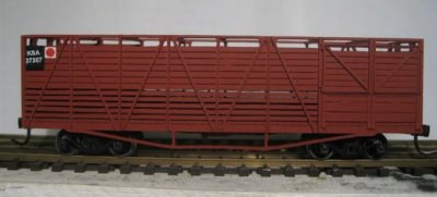 KSA Cattle Wagon