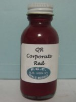 QR Corporate Red Paint
